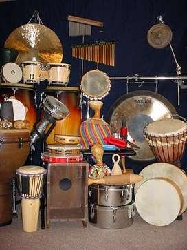 Curso de bongó nivel inicial, intermedio y avanzado