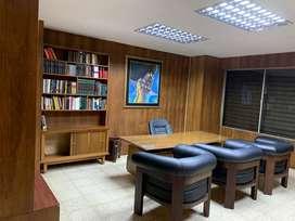 Centro, Zona Financiera de Gye, Alquilo Oficina(J.Luna)