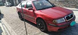 Vehículo skoda, se vende, cambia o se da como parte de pago por otro.