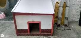 Casa para mascota perro