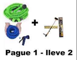 Promocion Pague1 Lleve2 Manguera + Water Zoom Tv