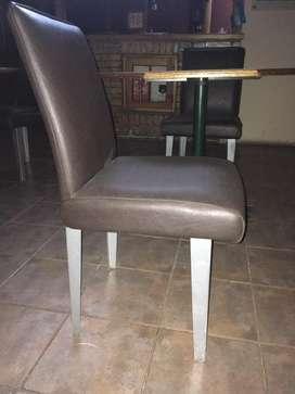 Vendo sillas excelente estado
