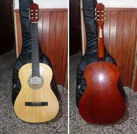 guitarra criolla..