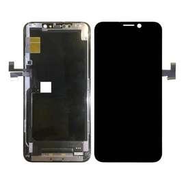 pantalla iphone 11 pro max instalad con garantía