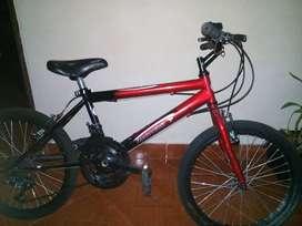 vendo bicicleta para niño de 10 a 12 años precio negociable medellin