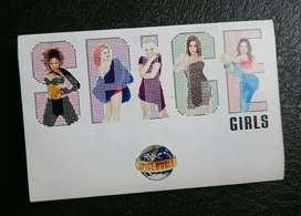 SPICE GIRLS cassette original