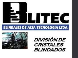 Vidrios Blindados Antibalas