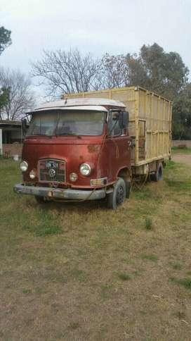 Camion rastrojero