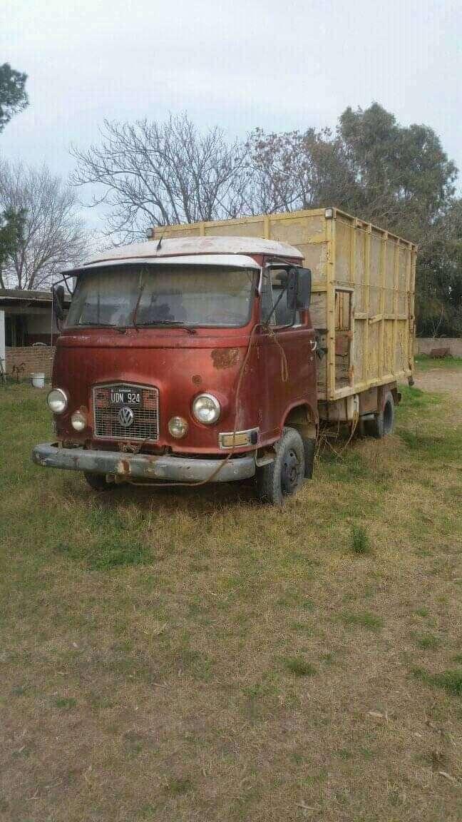 Camion rastrojero 0