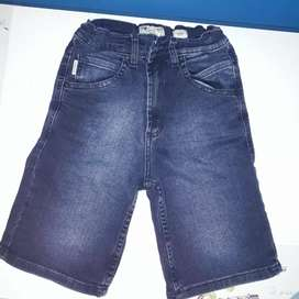 Bermuda jeans kevingston talle 10