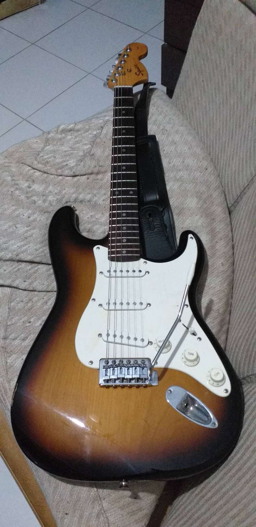Guitarra Squier Affinity Stratocaster By Fender 0