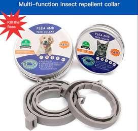 Collar Antipulgas para Perros y gatos Mascotas