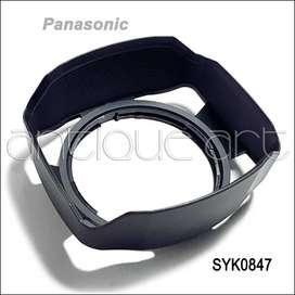 A64 Lens Hood Syq0847 Parasol Panasonic Lumix Fz2000 Fz2500