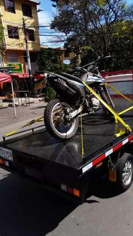 911 - grúas para motos