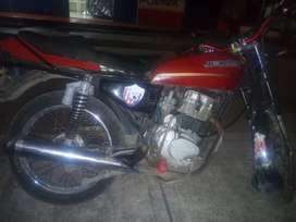 Vendo Moto Jincheng 125 Buen Estado