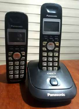 Teléfono s panasonic
