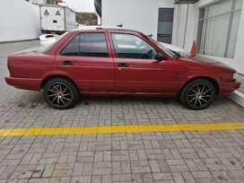 Nissan Sentra B13, Año 2012, Único Dueño.