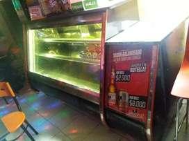 SE VENDE Refrigerador para negocio