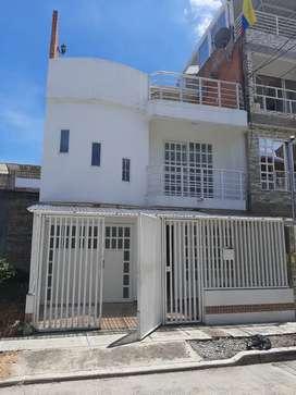 Vendo casa barrio Altamira