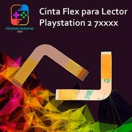 2 Cintas Flex lector PS2 SPCH 7XXXX