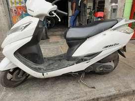 Moto Honda élite 125