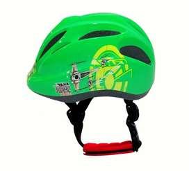 Casco de bicicleta para niños