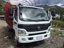 Camión Fotón estacas modelo 2017 57 millones.