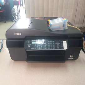 Impresora EPSON Stylus  Oficce TX320F para reparar