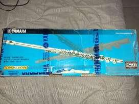 Flauta Traversa Yamaha Yfl-211. Un Mes De Uso.