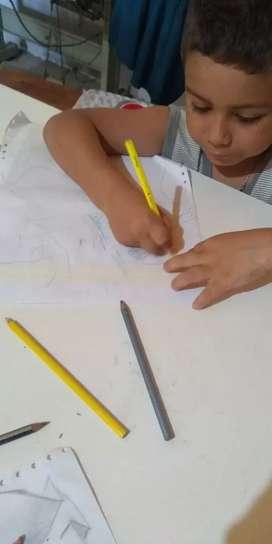 Apoyo Escolar y taller de Lecto-escritura