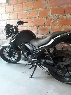 Moto sirius 150