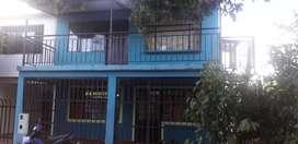 Casa de dos pisos independientes barrio Limonar