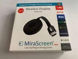 Dongle Tipo Chromecast Convertidor A Smart Tv