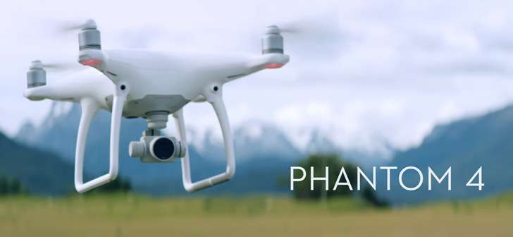 Drone Phantom 4 Dji Nuevo Envio Gratis ! Promocion ! 0