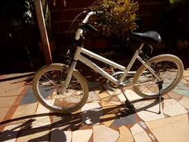 Vendo bicicleta rodado 20 tipo unisex