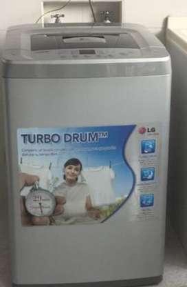 Lavadora LG como nueva