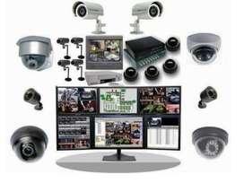 Sistema de Cámaras de seguridad, para hogares oficinas y empresas.