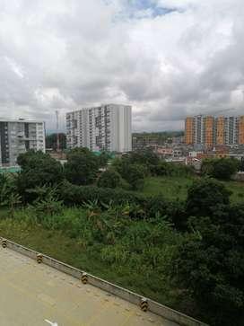 Apartamento nuevo, tres habitaciones, dos baños, balcón y parqueadero