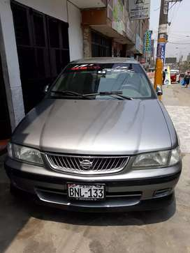 Nissan sunny 2001 gnv uso particular
