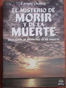EL MISTERIO DE MORIR Y DE LA MUERTE