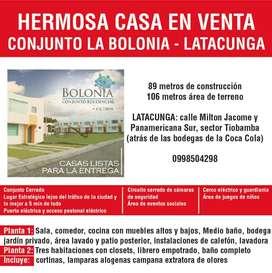 Hermosa Casa Conjunto Bolonia Seguro