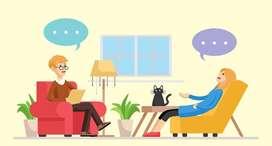 Psicologo a domicilio. Depresion, angustia. Problemas de pareja. Análisis de clima laboral.