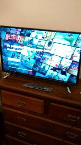 vendo smart tv 32 y led tv 32 ,exelentes,en caba-