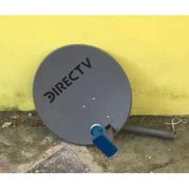 Antena DirecTV prepago