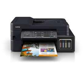 Impresora Brother Mfc-t910dw, Multifunción,wifi, Duplex, Red