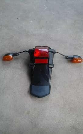 Escape Yamaha XTZ 125