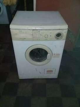 Lavarropas sin funcionar