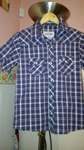 Camisa Talle 12