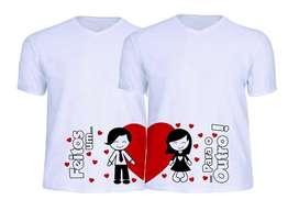 diseño de camisas para hombre y mujeres