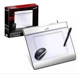 Tableta Digitalizadora Genius mousepen i608X